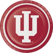 94de85b673 Indiana University Paper Plates