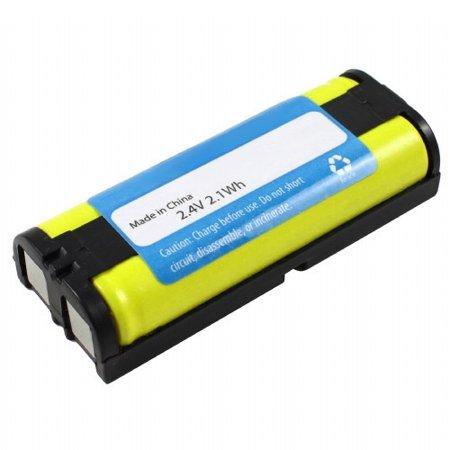 Replacement Battery For Panasonic KX-TG2632 Cordless Phones - P105 (830mAh, 2.4v,