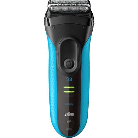 Braun Series 3 ProSkin 3040s ($20 Mail in Rebate Available) Wet&Dry Electric Shaver for Men / Rechargeable Electric Razor, (Best Wet And Dry Men's Shaver)