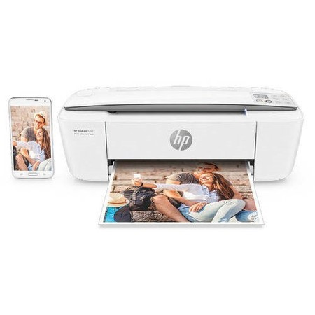 HP DeskJet 3752 Wireless All-in-One Compact Printer (5 Color Printer)