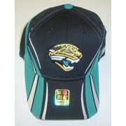 new products 64619 76c5a Jacksonville Jaguars Player Structured Flex Reebok Hat Size Osfa