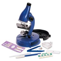 Learning Resources Quantum Alpha Scope Microscope