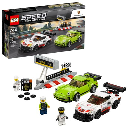 LEGO Speed Champions Porsche 911 RSR and 911 Turbo 3.0 - Porsche 911 Turbo Coupe
