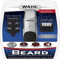 Wahl Cordless Rechargeable Beard Trimmer 1 ea (Pack of 2)