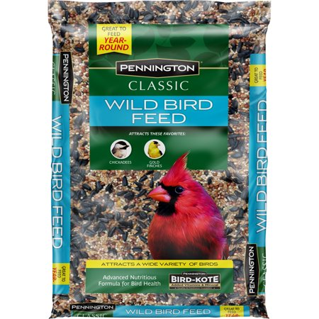 (DISCOUNTED 3 PACK) Pennington Classic Wild Bird Feed and Seed, 10 -