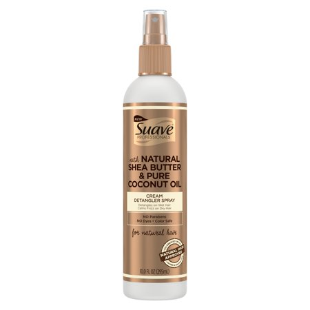 Suave Professional for Natural Hair Cream Detangler Spray 10