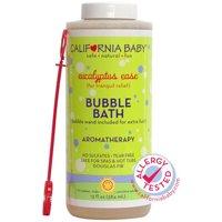 California Baby Eucalyptus Ease Bubble Bath, 13.0 FL OZ