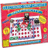 Elenco Snap Circuits Snaptricity Electronics Discovery Kit
