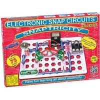 Elenco Snap Circuits Snaptricity Electronics Discovery Kit