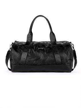 Kendall + Kylie for Walmart Black Camo Duffle Bag