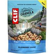 Clif® Energy Breakfast Granola, Blueberry Crisp, 10 oz. Bag