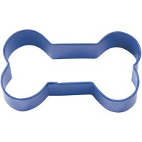 Wilton Metal Cookie Cutter, Dog Bone, 3 in