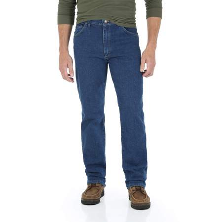 Big Men's Regular Fit Jeans with Comfort Flex Waistband ()