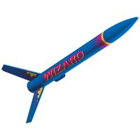 Estes Wizard Flying Model Rocket Kit
