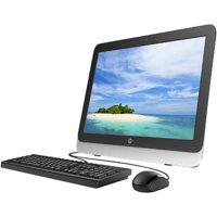 "HP All-in-One PC 22-3110 E Series E1-6015 (1.40 GHz) 4 GB DDR3L 500GB HDD 21.5"" Windows 10 Home 64-Bit Refurbished"