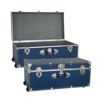 Seward Trunk Collegiate Collection with Wheels