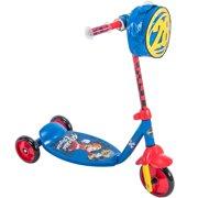 Disney Mickey Mouse Boys' 3-Wheel Preschool Scooter, by Huffy