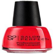 (2 Pack) Salon Perfect Nail Lacquer - Strawberry Spritzer
