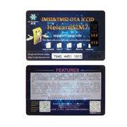 Nano SIM Cards