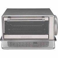 Cuisinart TOB-195 Exact Heat Toaster Oven Broiler, Stainless [Kitchen]