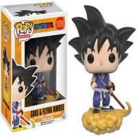 FUNKO POP! ANIMATION: DRAGONBALL Z - GOKU & NIMBUS
