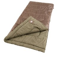 Coleman Oak Point 30 Degrees Big and Tall Adult Sleeping Bag