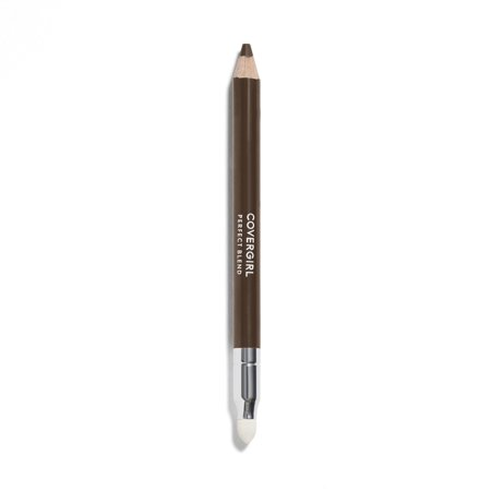 COVERGIRL Perfect Blend Eyeliner Pencil, 110 Black Brown 7 Stay Perfect Eyeliner