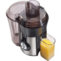 Hamilton Beach Stainless Steel Big Mouth Juice Extractor, 1 Each
