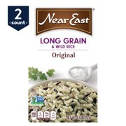 Near East Long Grain & Wild Rice Mix, Original, 6 oz Box