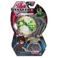Bakugan Ultra, Mantonoid, 3-inch Tall Collectible Transforming Creature, for Ages 6 and Up