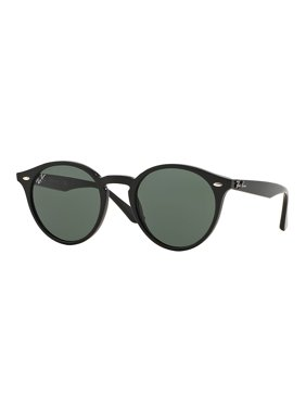 7dd1bc05714eca Product Image Ray-Ban Unisex RB2180 Round Sunglasses, 49mm