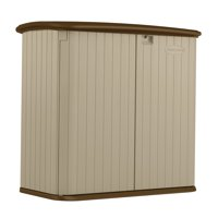 Suncast 32 cu ft Storage Shed, Taupe, BMS3200