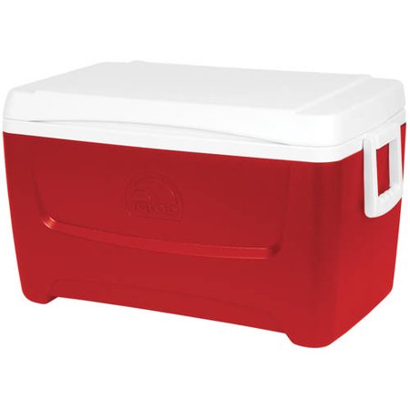 Igloo 48-Qt Island Breeze Cooler (Igloo Glide 110 Qt Marine Wheeled Cooler)