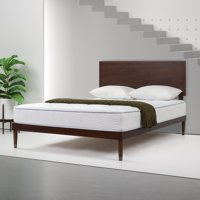 "Spa Sensations by Zinus 8"" Spring and Gel Memory Foam Mattress"