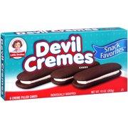 Devil Cremes Cakes, 6ct