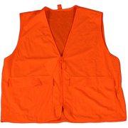 76c217a851a8d Deer Camp Vest, Blaze Orange, Medium