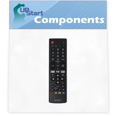 Replacement LG AKB75095307 TV Remote Control for LG 60UJ6540 Television - image 2 of 4