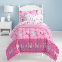 Dream Factory Magical Princess Twin Mini Bed in a Bag
