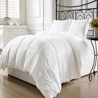 KingLinen® White Down Alternative Comforter Duvet Insert with Conner Tabs