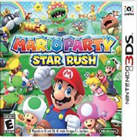 Mario Party Star Rush, Nintendo, Nintendo 3DS, 045496744182