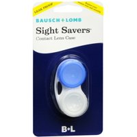 Bausch & Lomb Bausch & Lomb Sight Savers Contact Lens Case, 1 ea