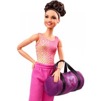 Laurie Hernandez Gymnast Barbie Doll