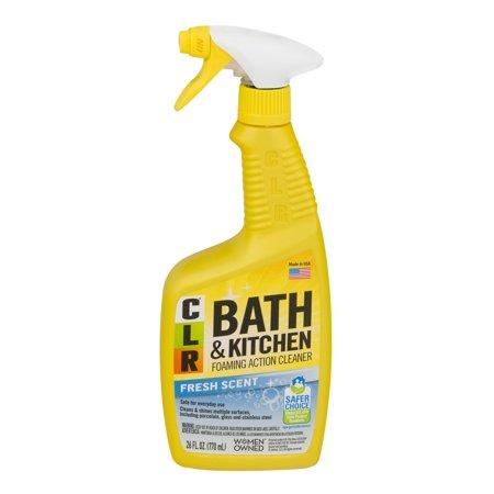 Clr Bath Amp Kitchen Multi Surface Cleaner Enhanced Formula