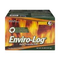 Enviro-Log® Firelogs 6-5 lb. Packs