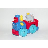 Fisher-Price Little People Disney Dumbo Train Vehicle Toy