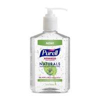 (Pack of 2) PURELL® Advanced Hand Sanitizer Naturals, 12 Oz Pump