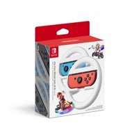 Nintendo Switch, Joy-Con Wheel 2-Pack, White, HACABG2AB
