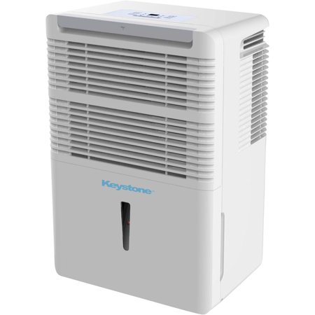 Keystone KSTAD50B Energy Star 50-Pint 2-Speed (Best Keystone Dehumidifiers With Pumps)