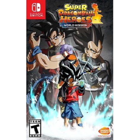 Super Dragon Ball Heroes: World Mission, Bandai Namco, Nintendo (Dragon Quest Heroes 1 & 2 Switch)