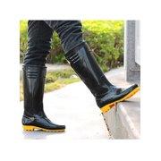 7e6decb48 Mens' Basic Rain Boots Black